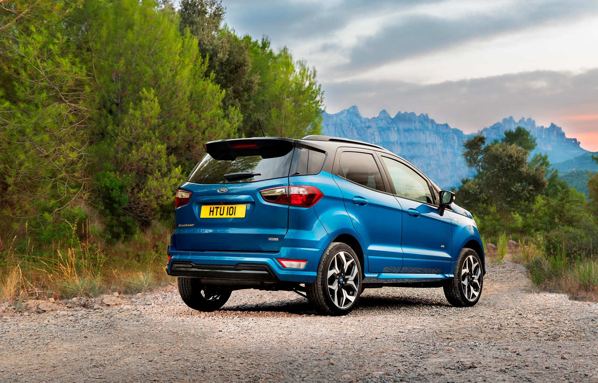 Nieuwe Ford Ecosport