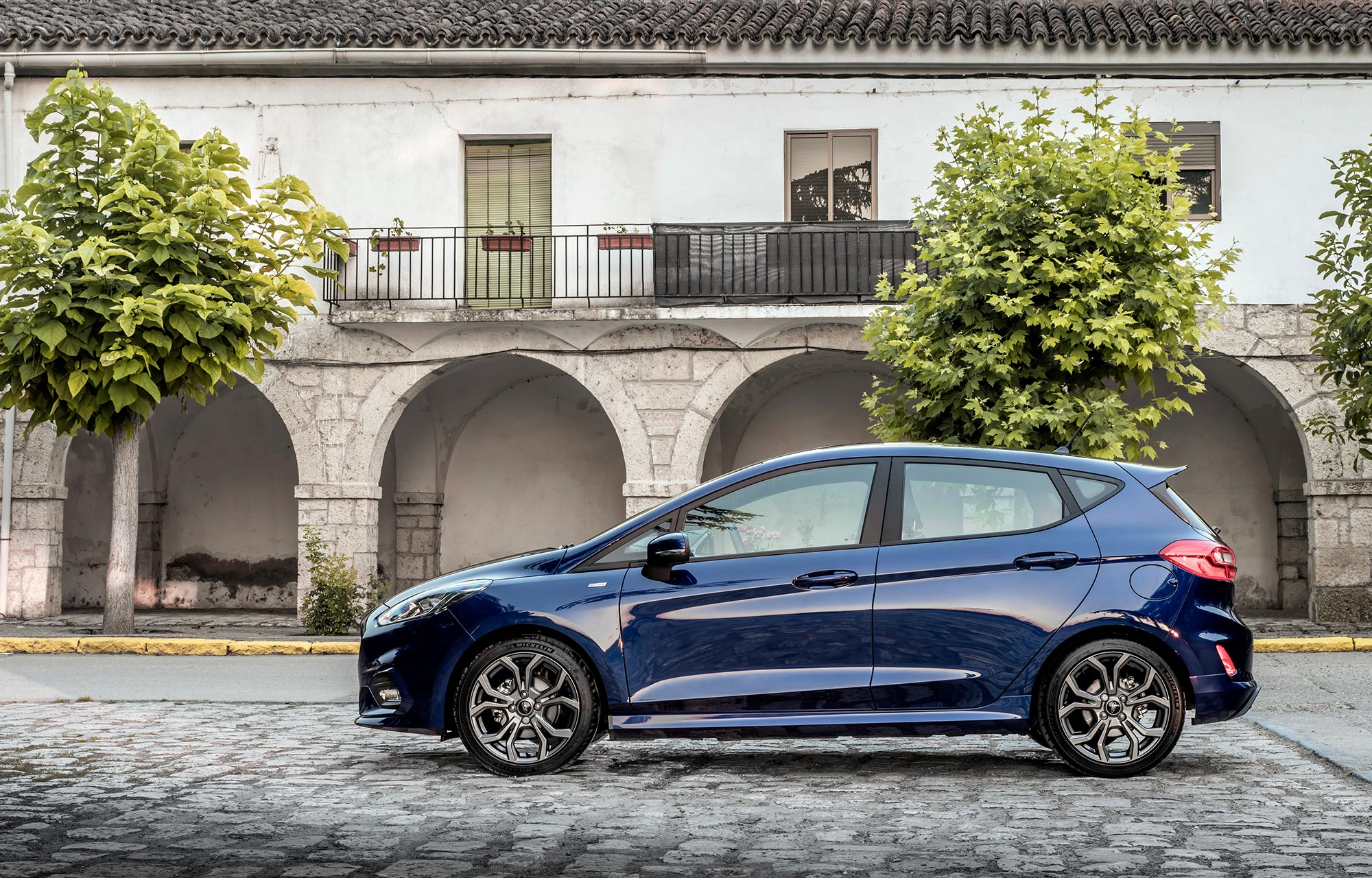 De nieuwe Ford Fiesta