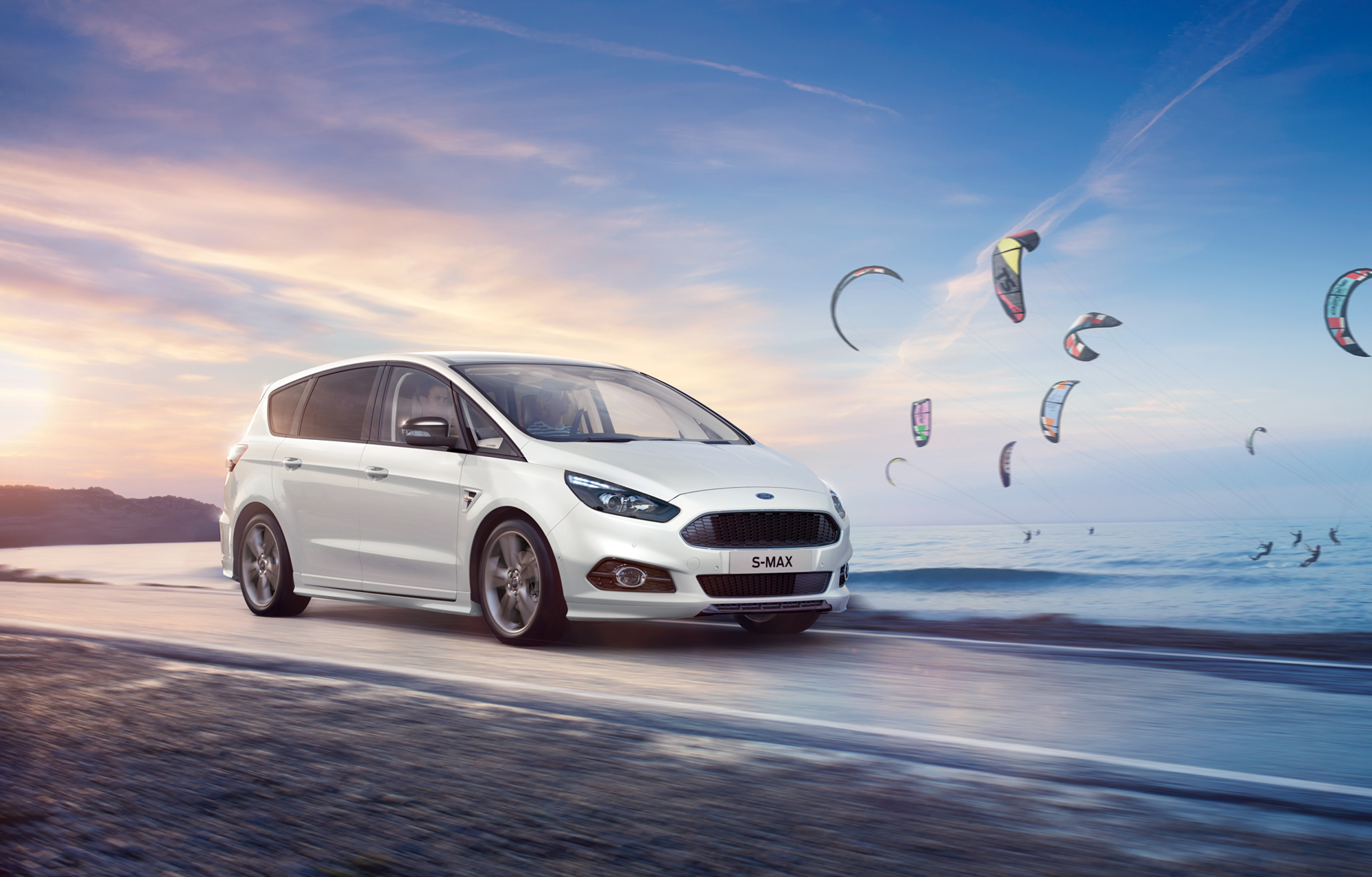 Ford S-MAX ST-Line