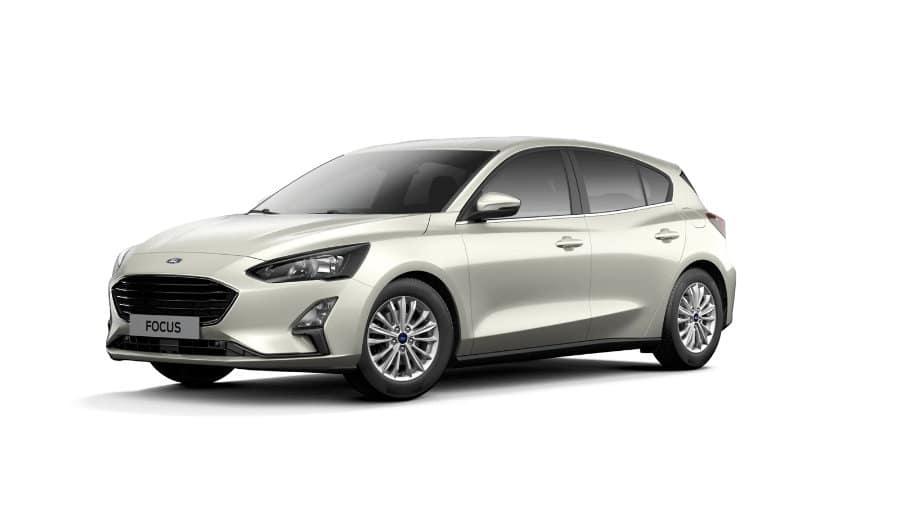 Ford Fiesta Focus
