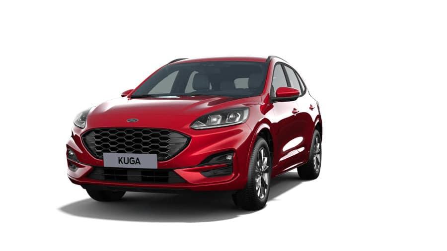 Nieuwe Ford Kuga ST-Line