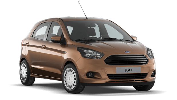 Ford Options Ford KA+