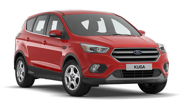 Ford Kuga Upgrade Bonus