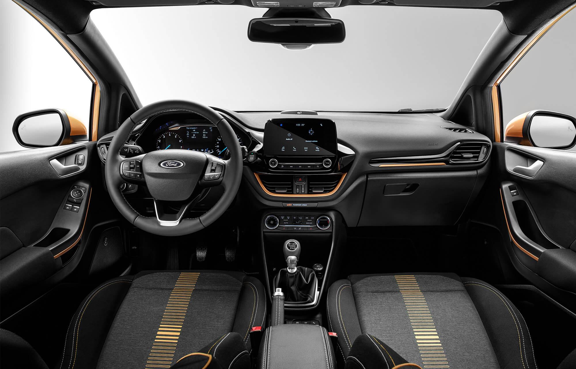 Nieuwe Ford Fiesta Active binnenkort beschikbaar