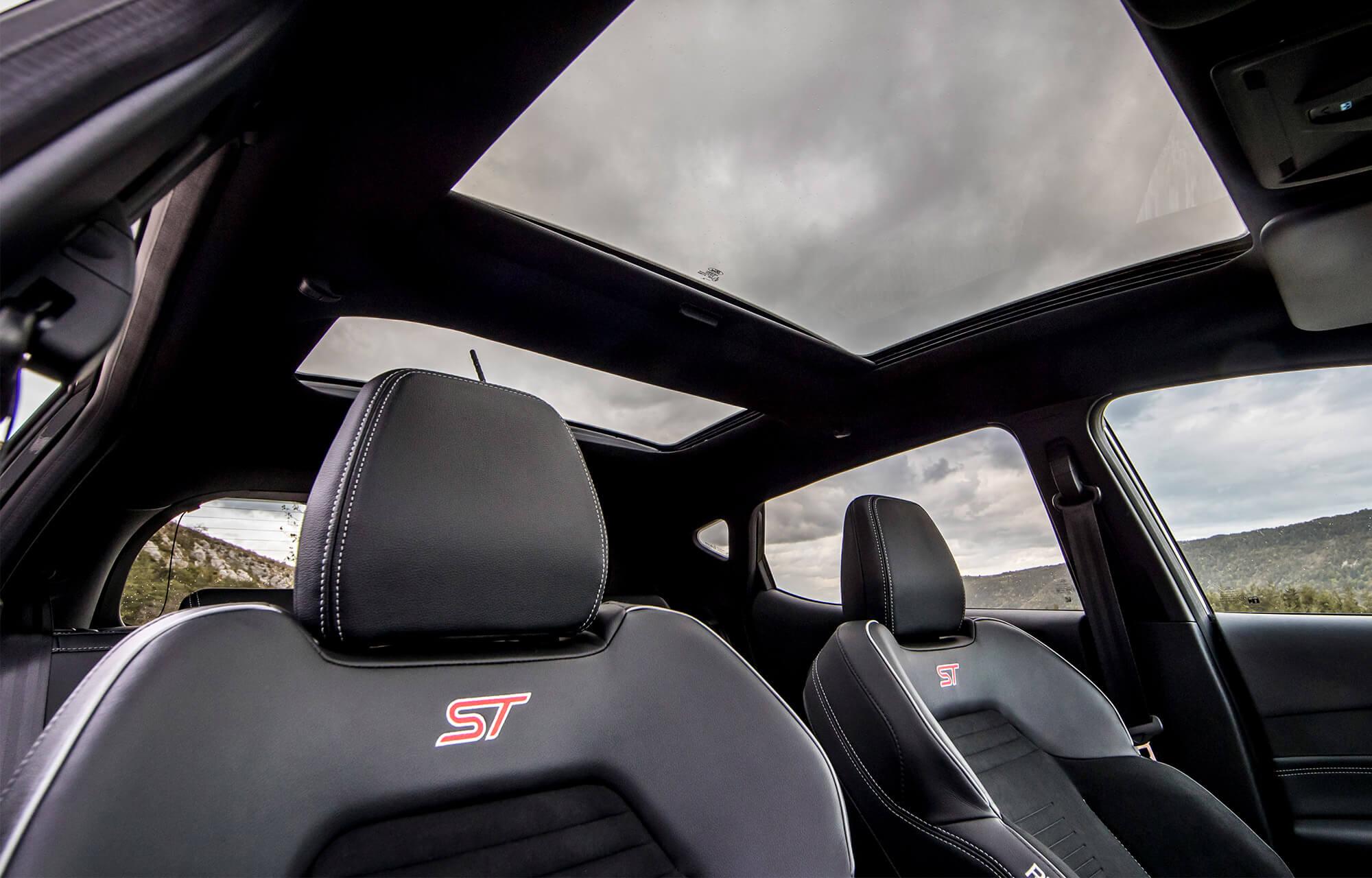 De nieuwe Ford Fiesta ST interieur, nu te bestellen