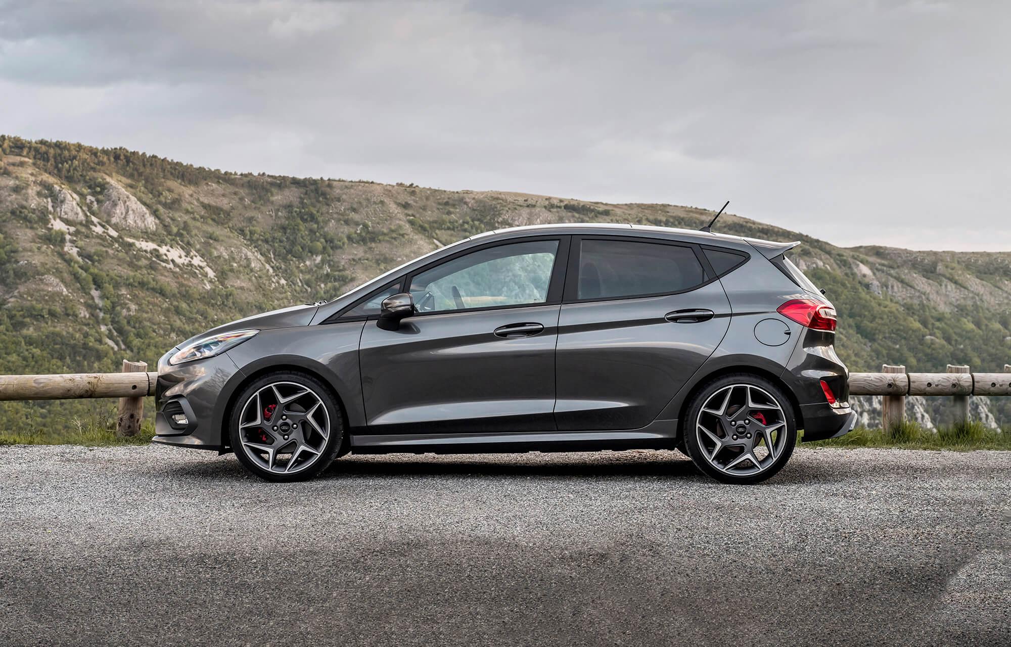 Nieuwe Ford Fiesta ST vanaf nu te bestellen