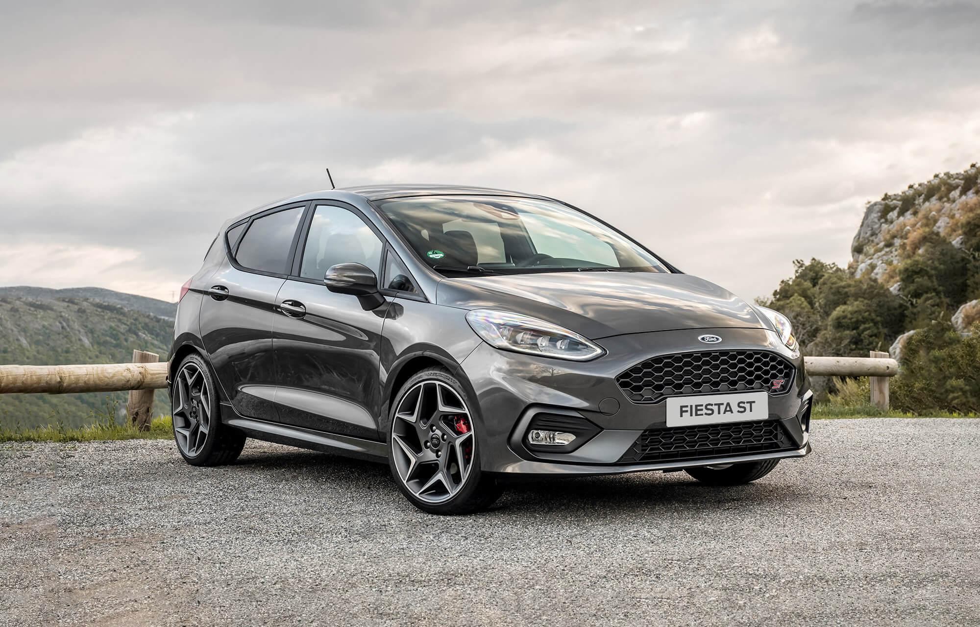 Nieuwe Ford Fiesta ST prijzen bekend
