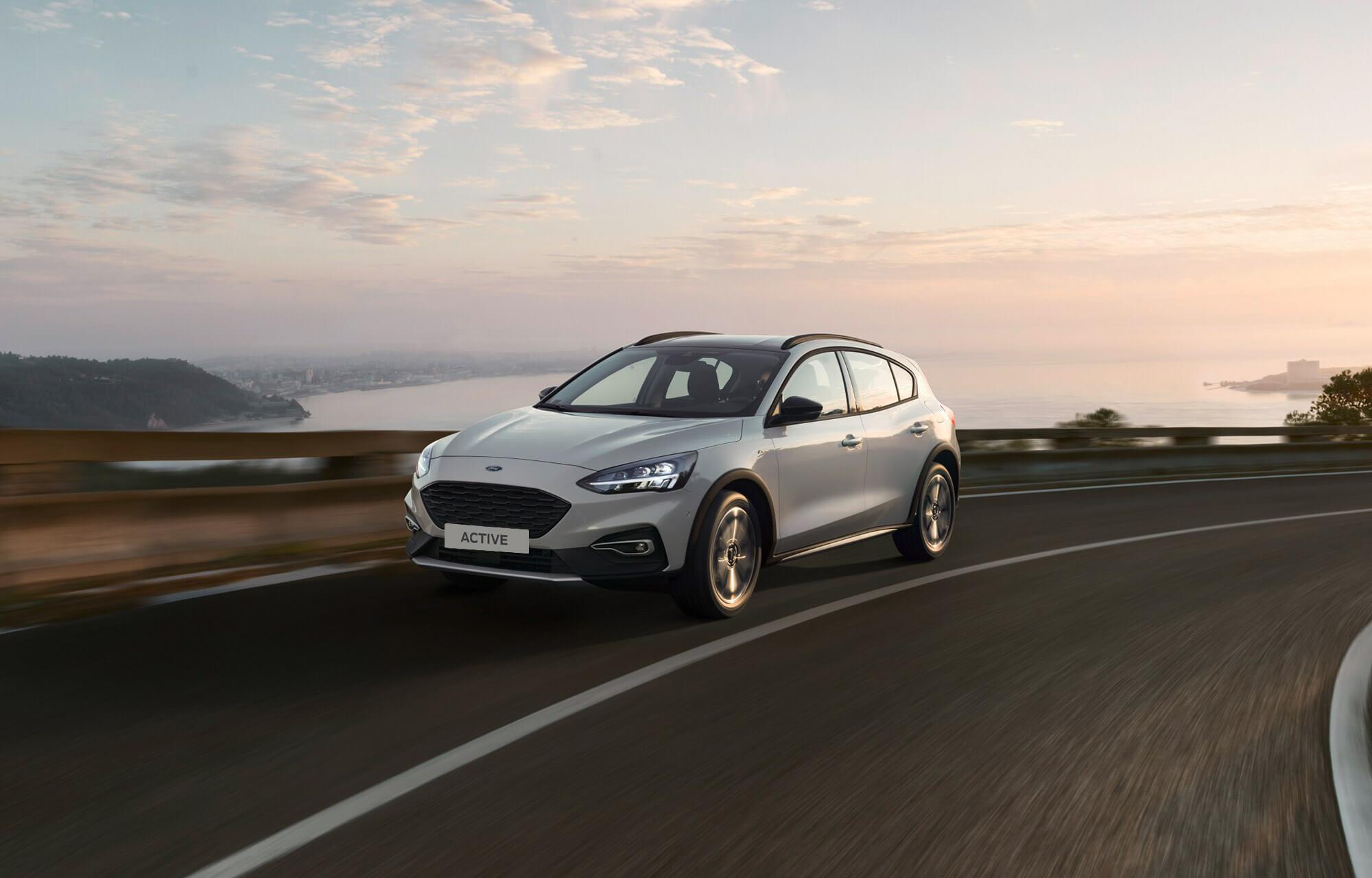 Nieuwe Ford Focus Active binnenkort beschikbaar
