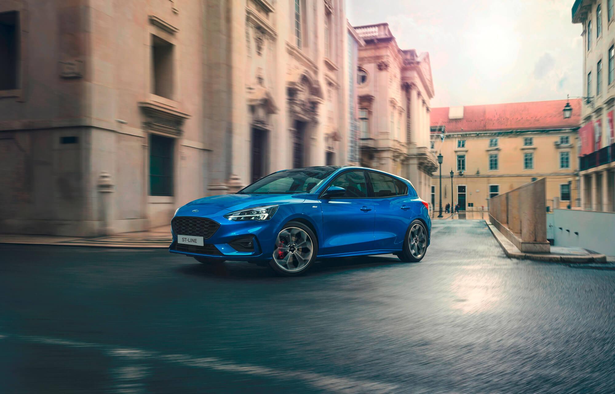 Nieuwe Ford Focus Titanium binnenkort beschikbaar