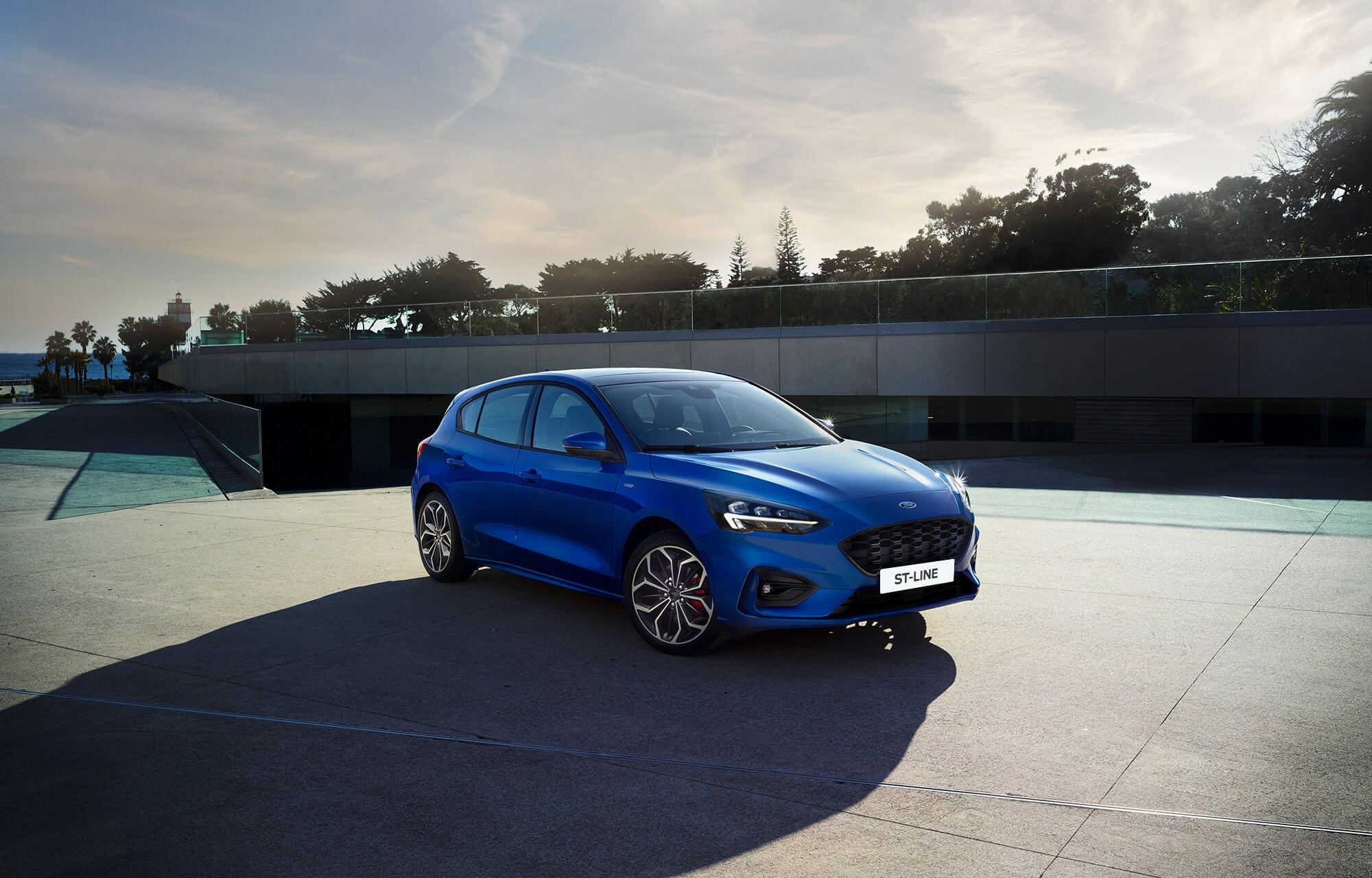 Nieuwe Ford Focus ST-Line binnenkort beschikbaar
