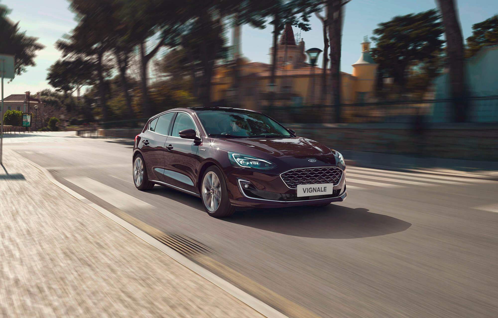 Nieuwe Ford Focus Vignale binnenkort beschikbaar