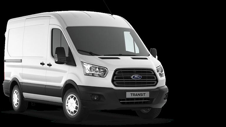 Nieuwe Ford Transit