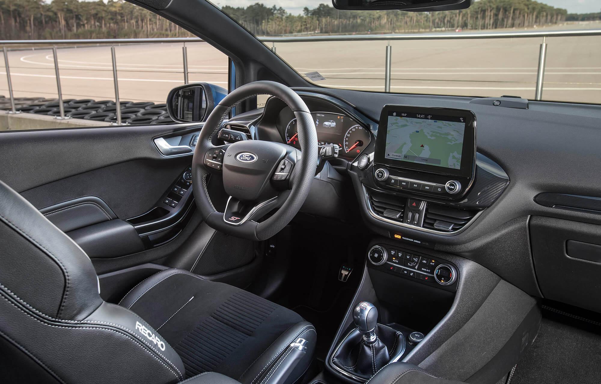 Nieuwe Ford Fiesta ST