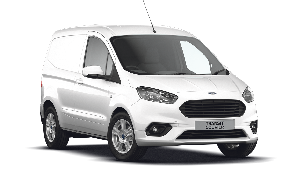 Ford Transit Courier Upgrade Bonus