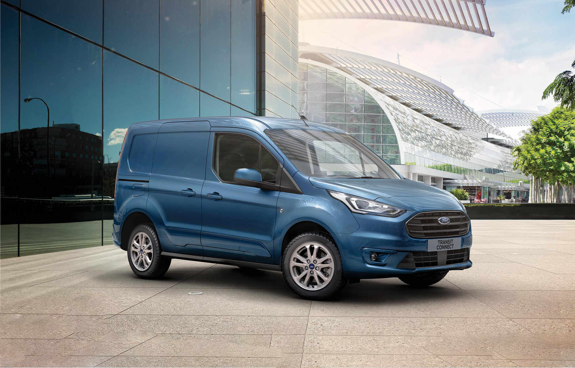 Nieuwe Ford Transit Connect Upgrade Bonus
