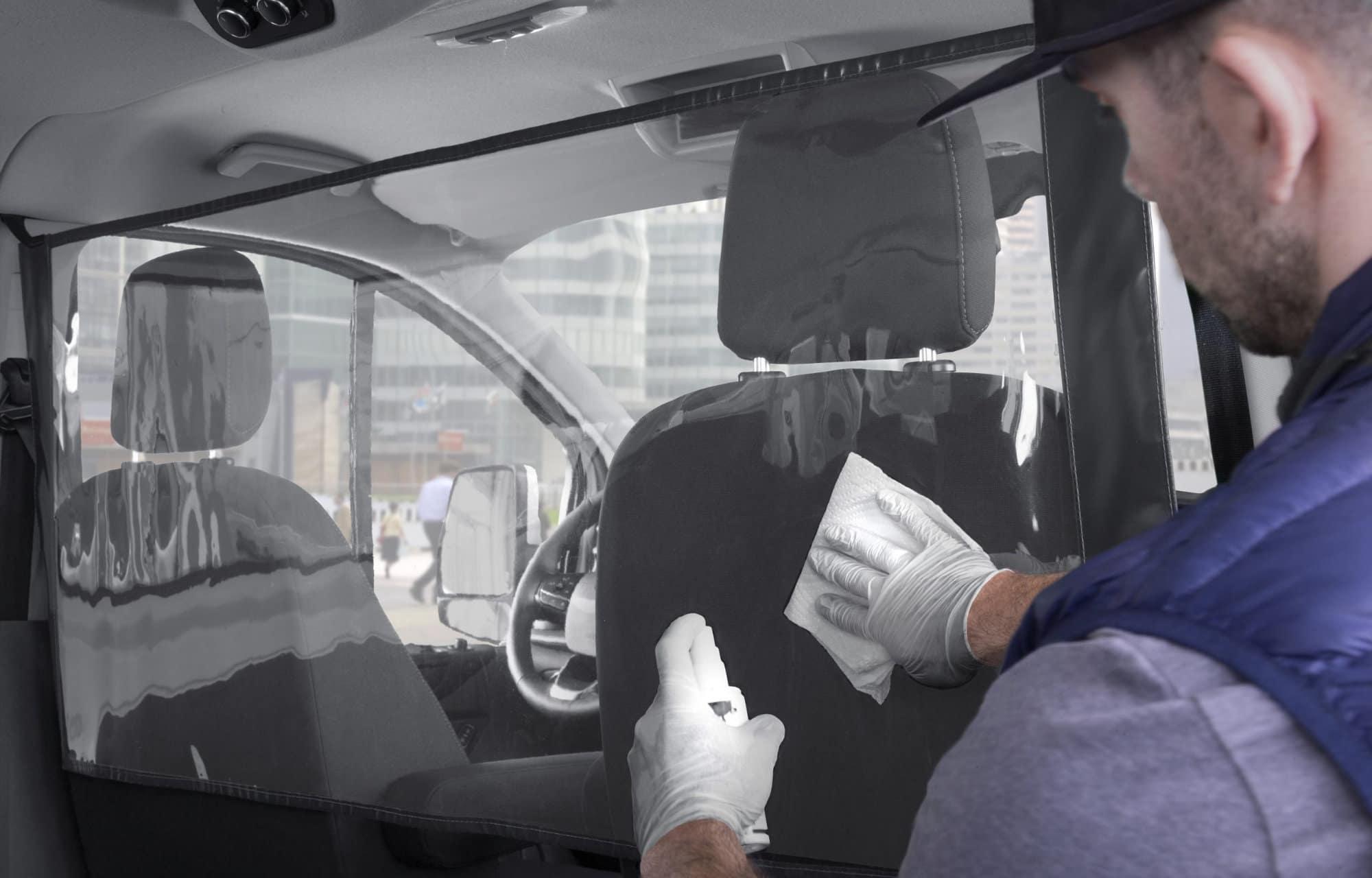 Ford introduceert veiligheidsschermen