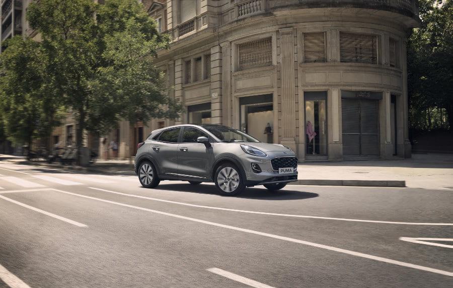 Ford Puma binnekort beschikbaar met keuze uit 2 aandrijvingen
