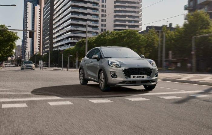 Ford Puma veilig voor jezelf, de medeweggebruiker en de toekomst