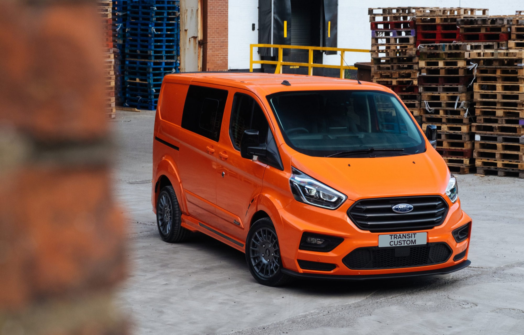 Ford Transit Custom MS-RT
