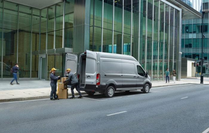 Ford E-Transit Telematics
