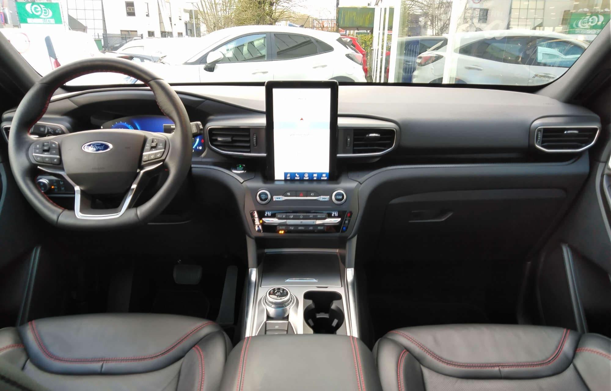 Ford Explorer Plug-in Hybrid