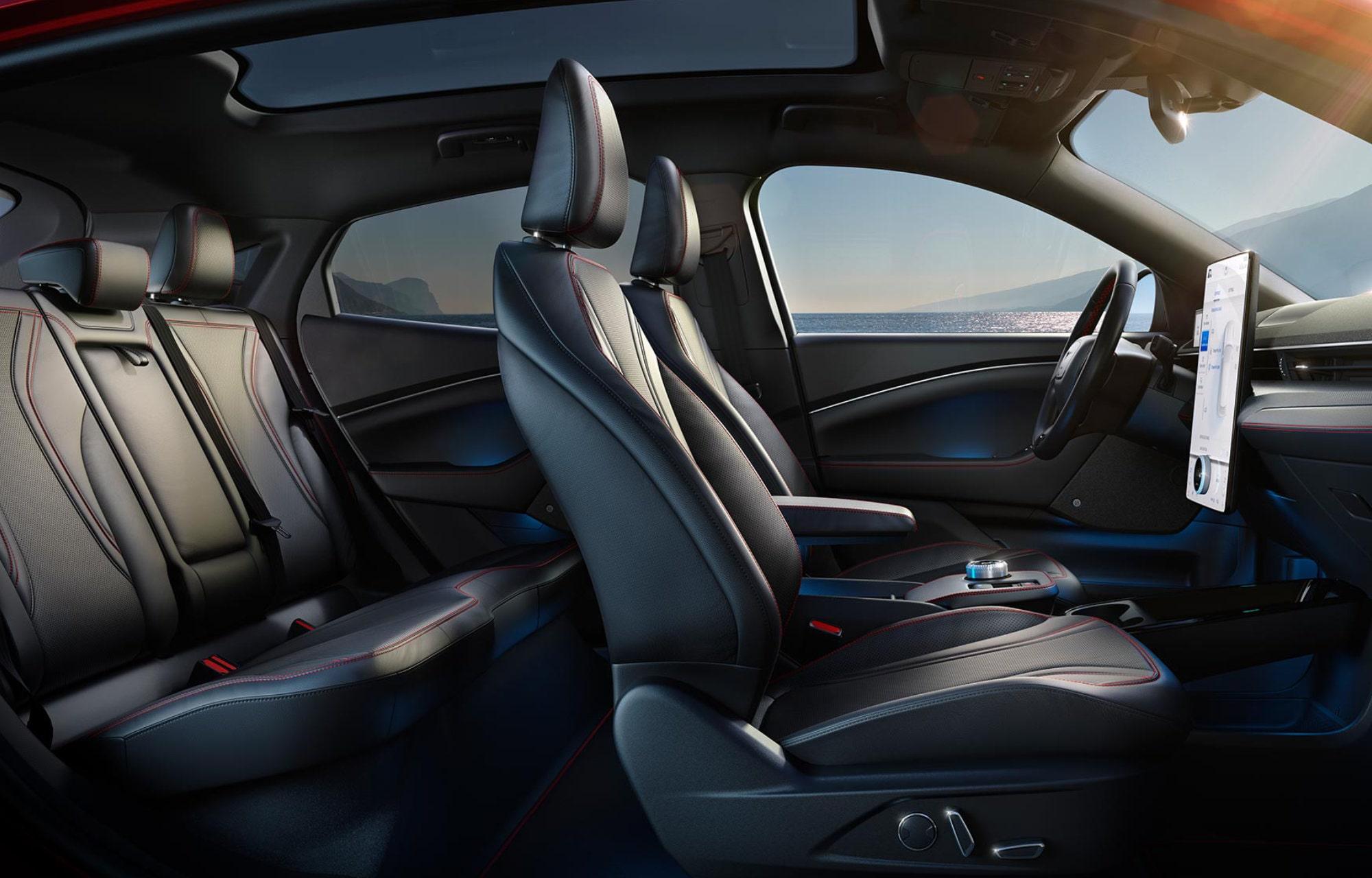 Ford Mustang Mach-E interieur