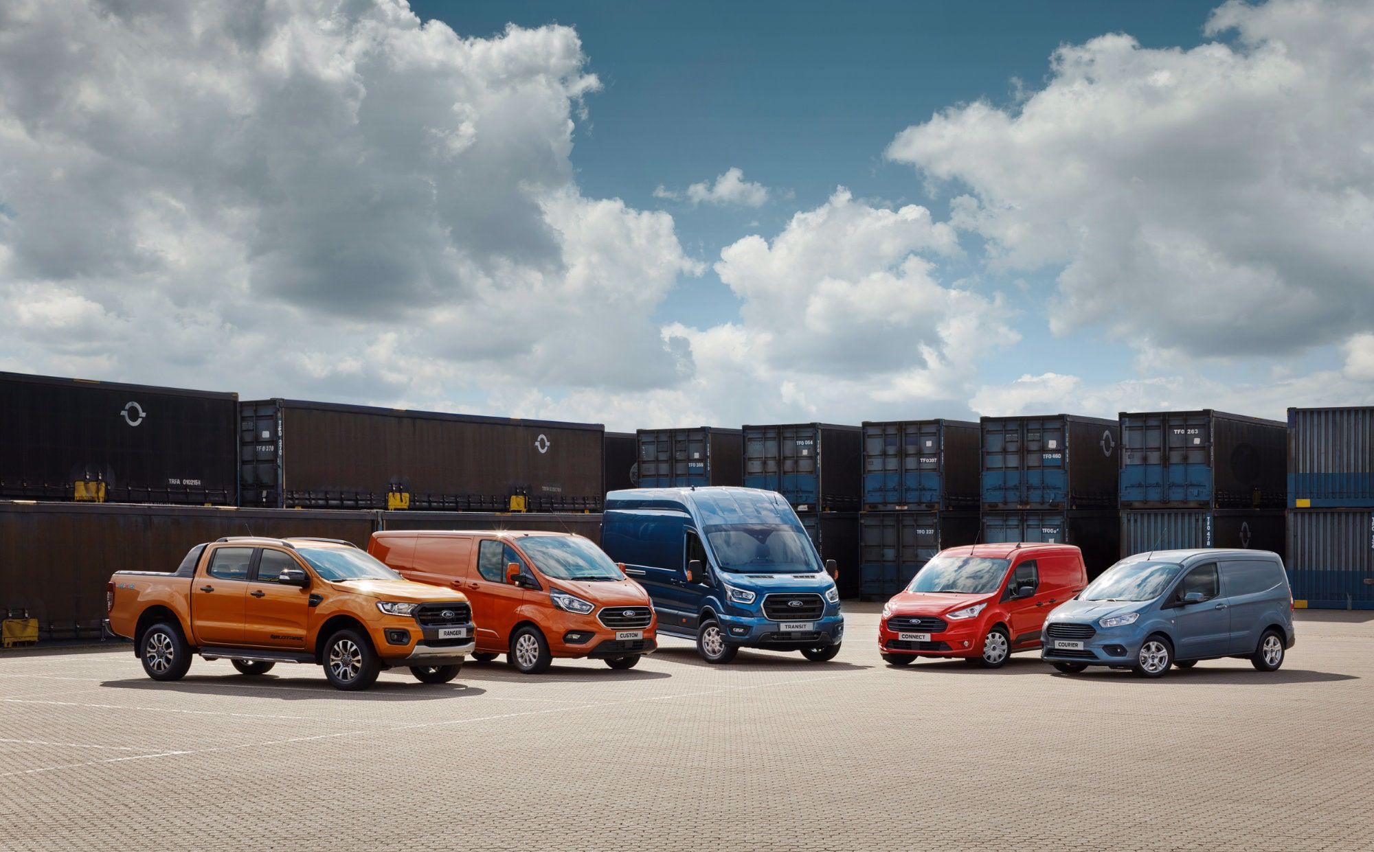 Ford protect Service plan Bedrijfswagens