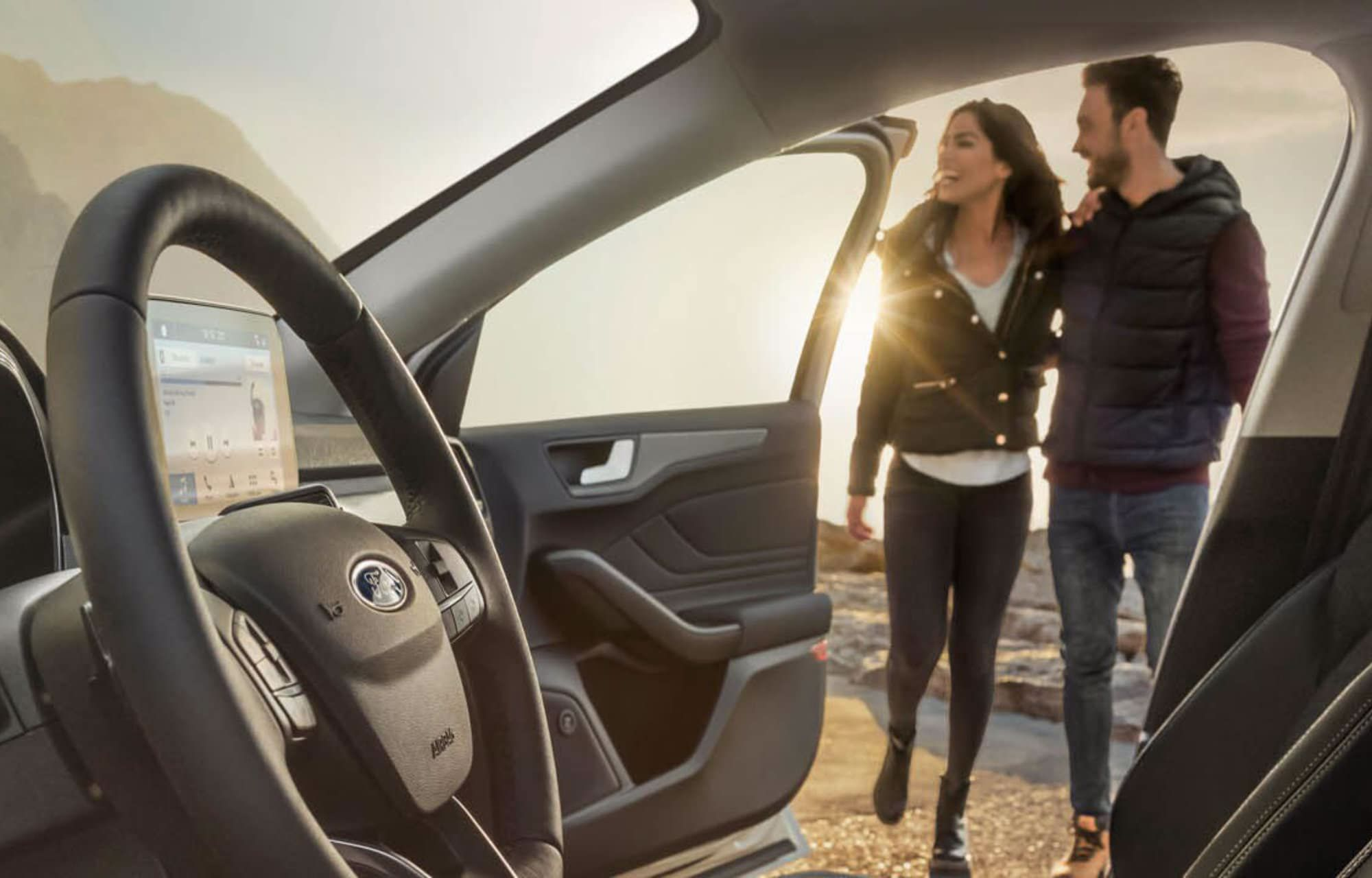 Ford Protect Service Plan Personenauto's