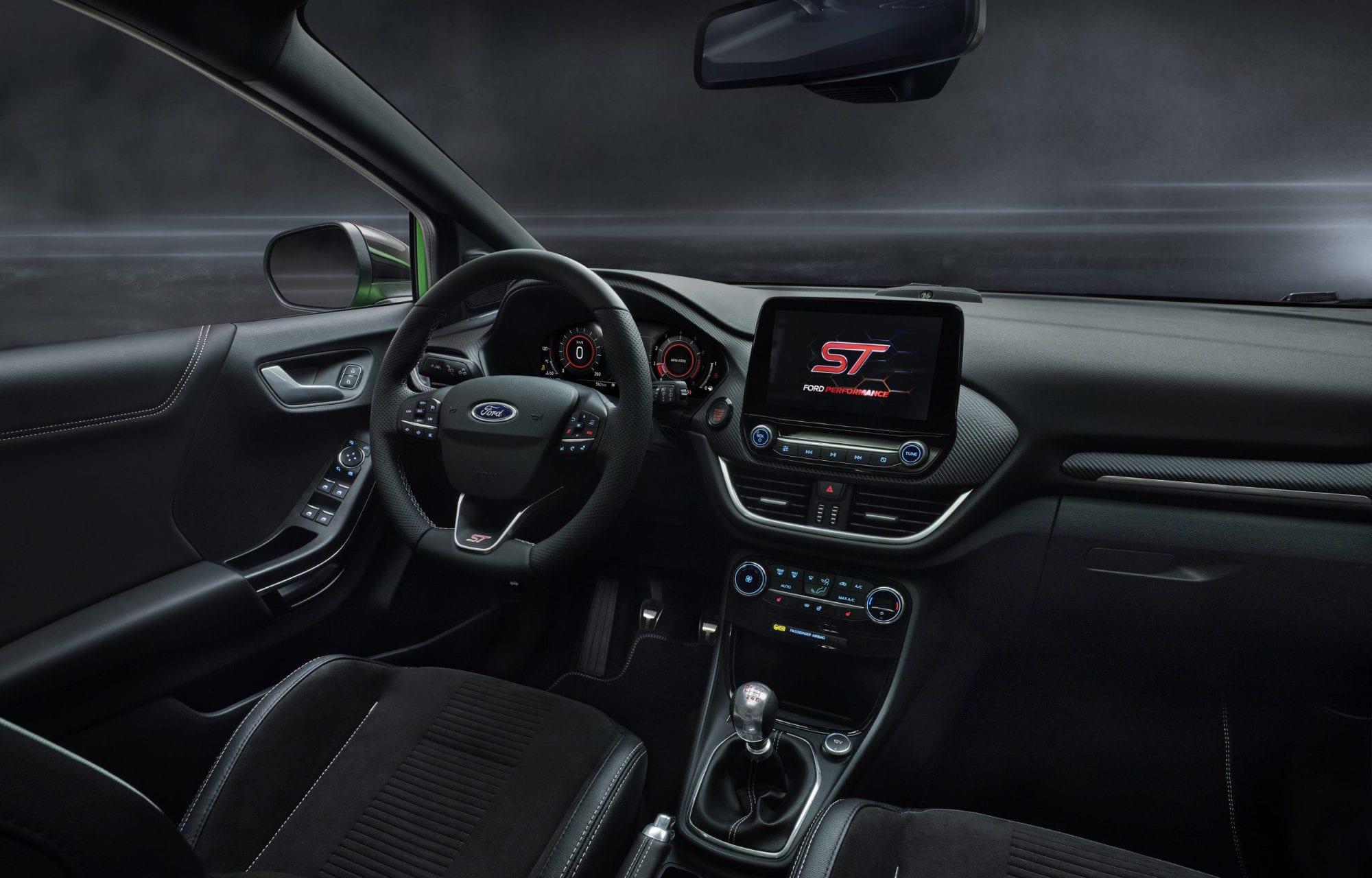 Ford Puma ST Rijmodi