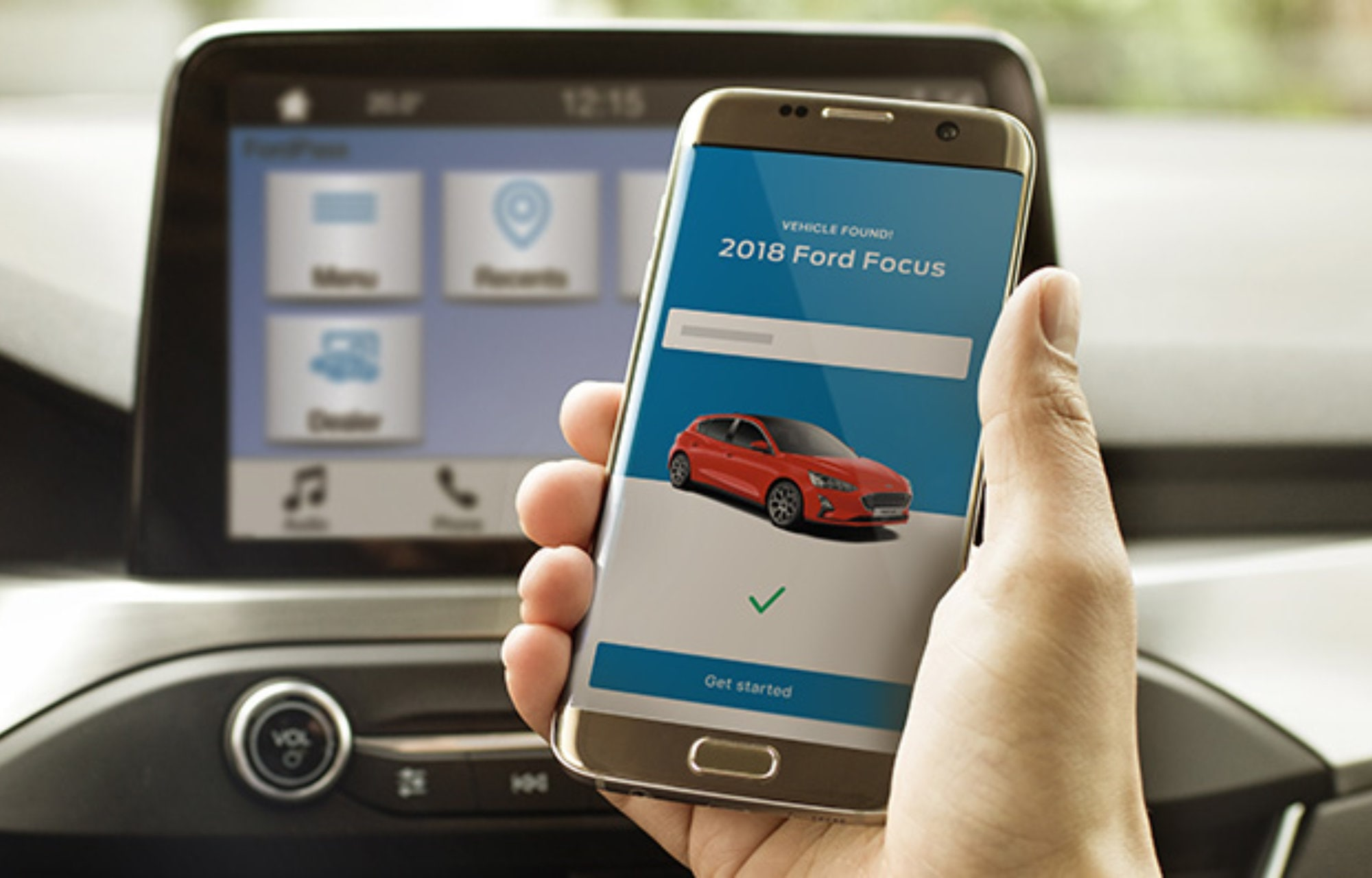 smartphone app private lease
