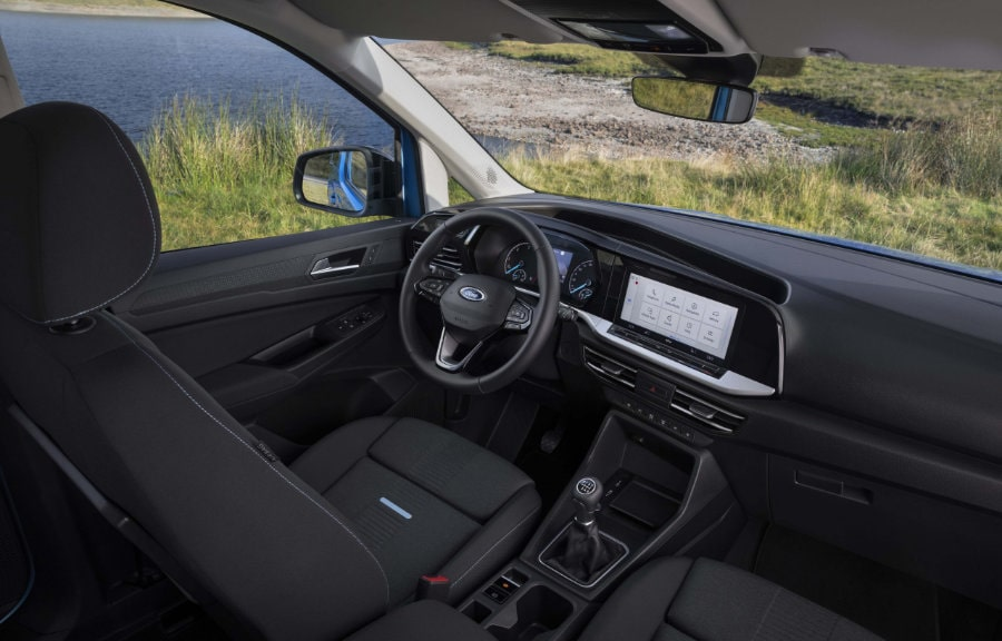Ford Tourneo Connect interieur