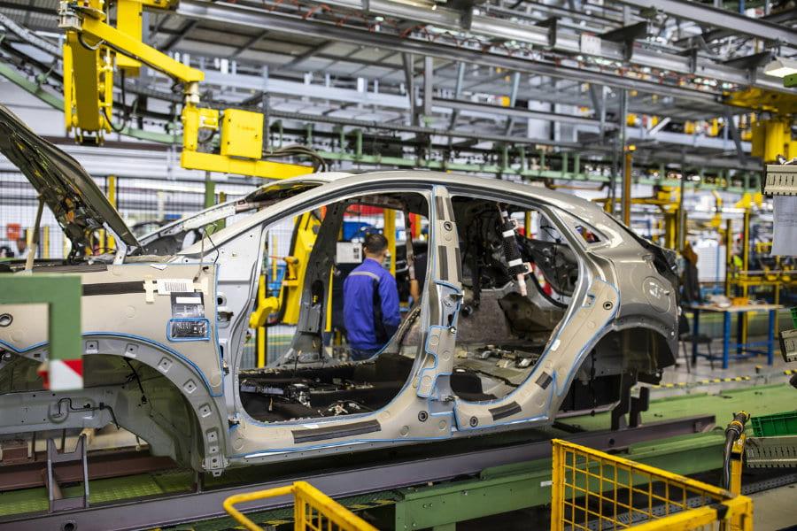 Ford Puma interieur met opties