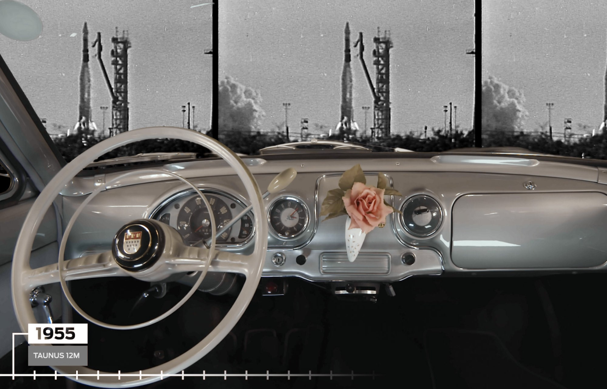 Ford interieur