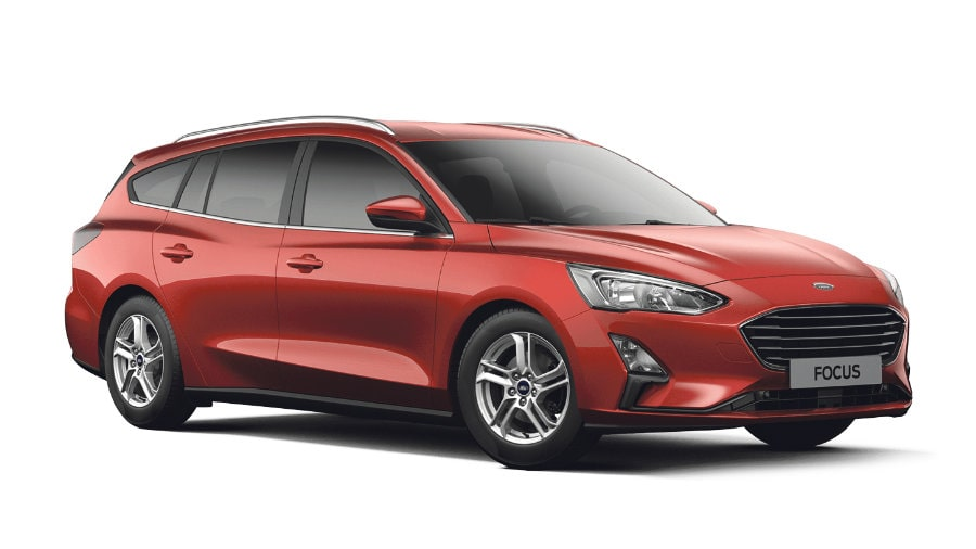 Ford Focus Trend Edition Wagon Mild Hybrid