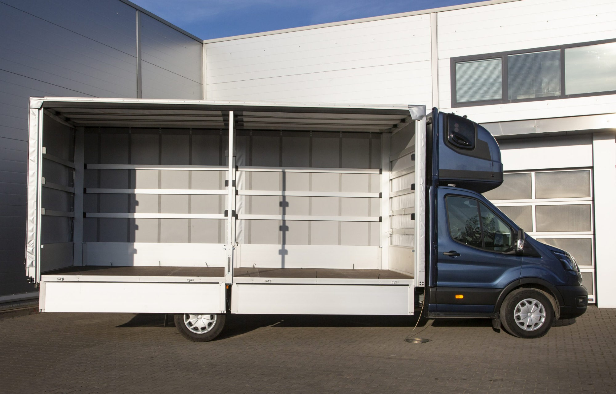 Ford Transit Chassis Cabine L5