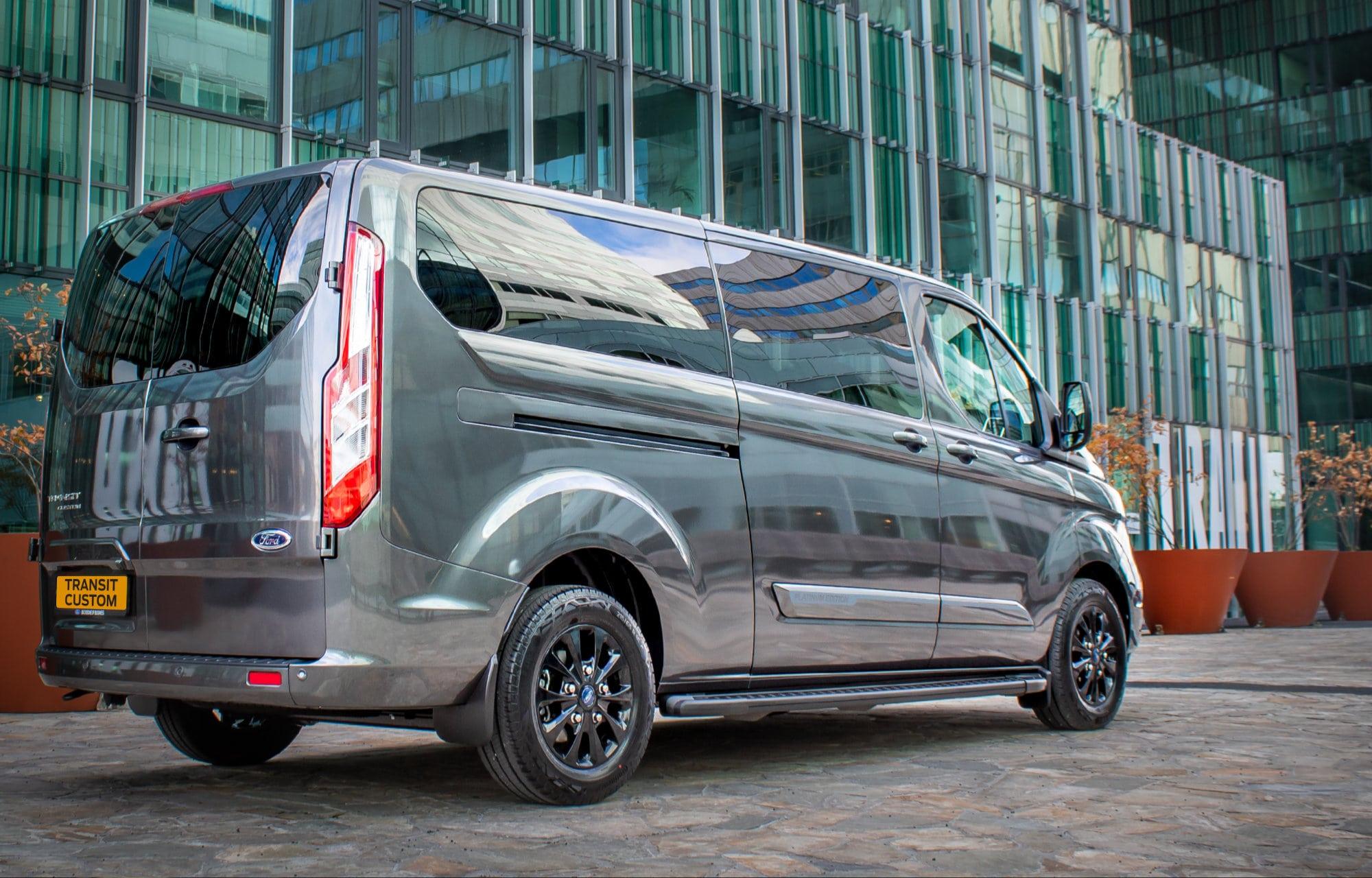 Transit Custom Platinum Edition