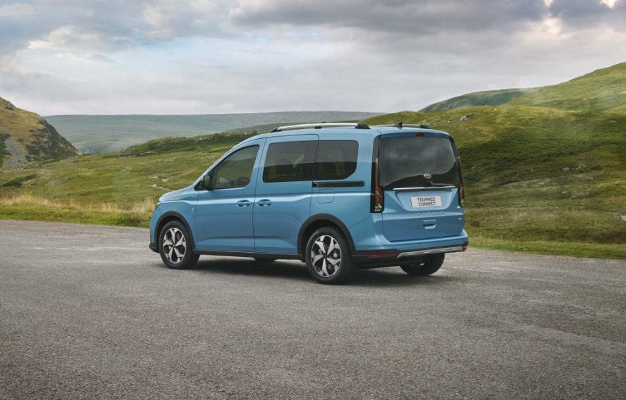 Ford Tourneo Connect exterieur