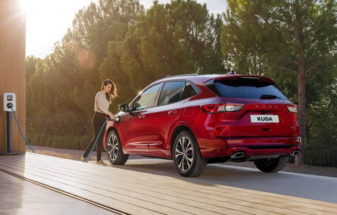 Ford Kuga veilig voor jezelf, de medeweggebruiker en de toekomst