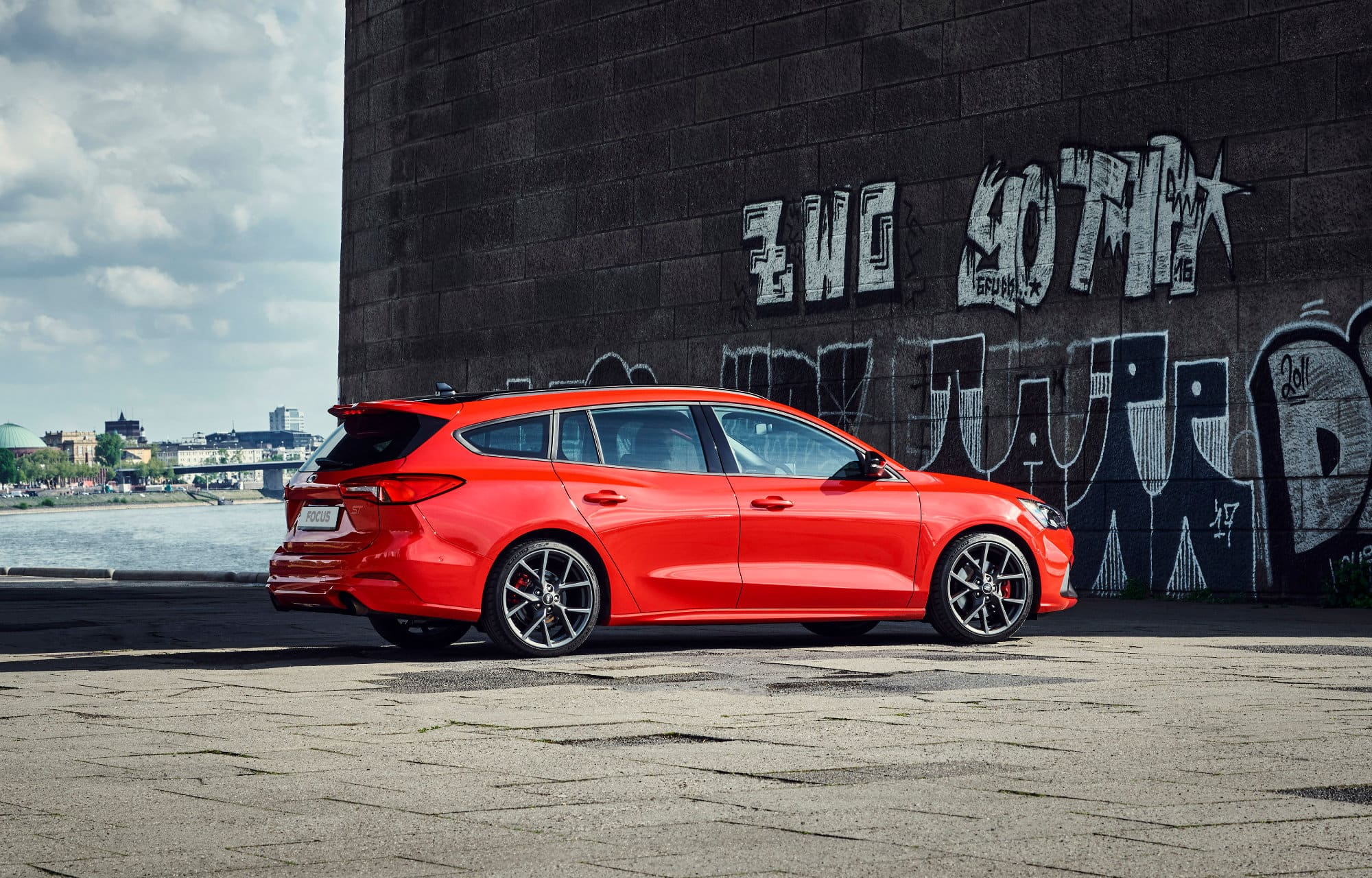 Nieuwe Ford Focus ST Wagon