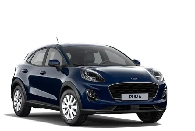 Ford Puma Connected