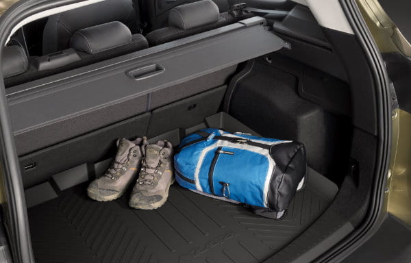 ford wintercheck rubberen baggage mat