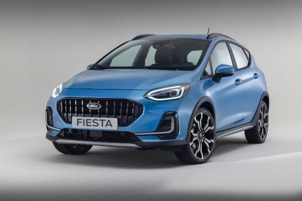 Ford Fiesta MVEH