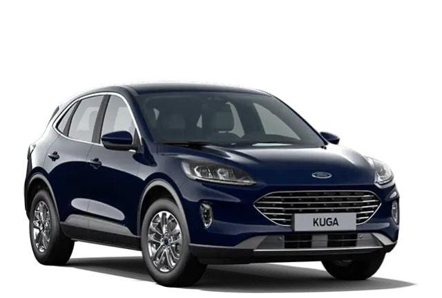Nieuwe Ford Kuga