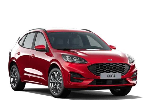 Nieuwe Ford Kuga PHEV