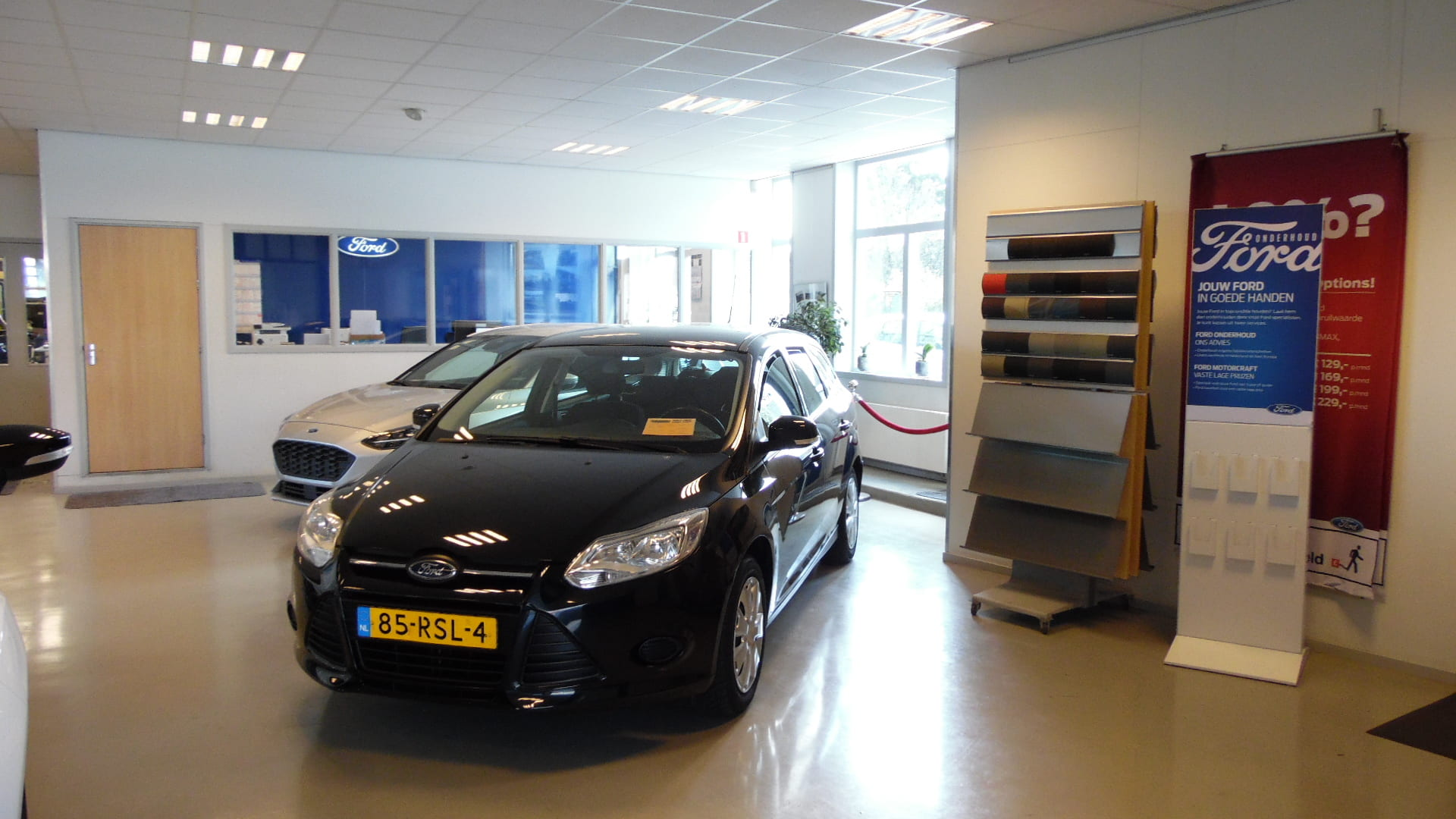 Ford Focus Occasion 2014 bij Garage Dunnebier in Assendelft