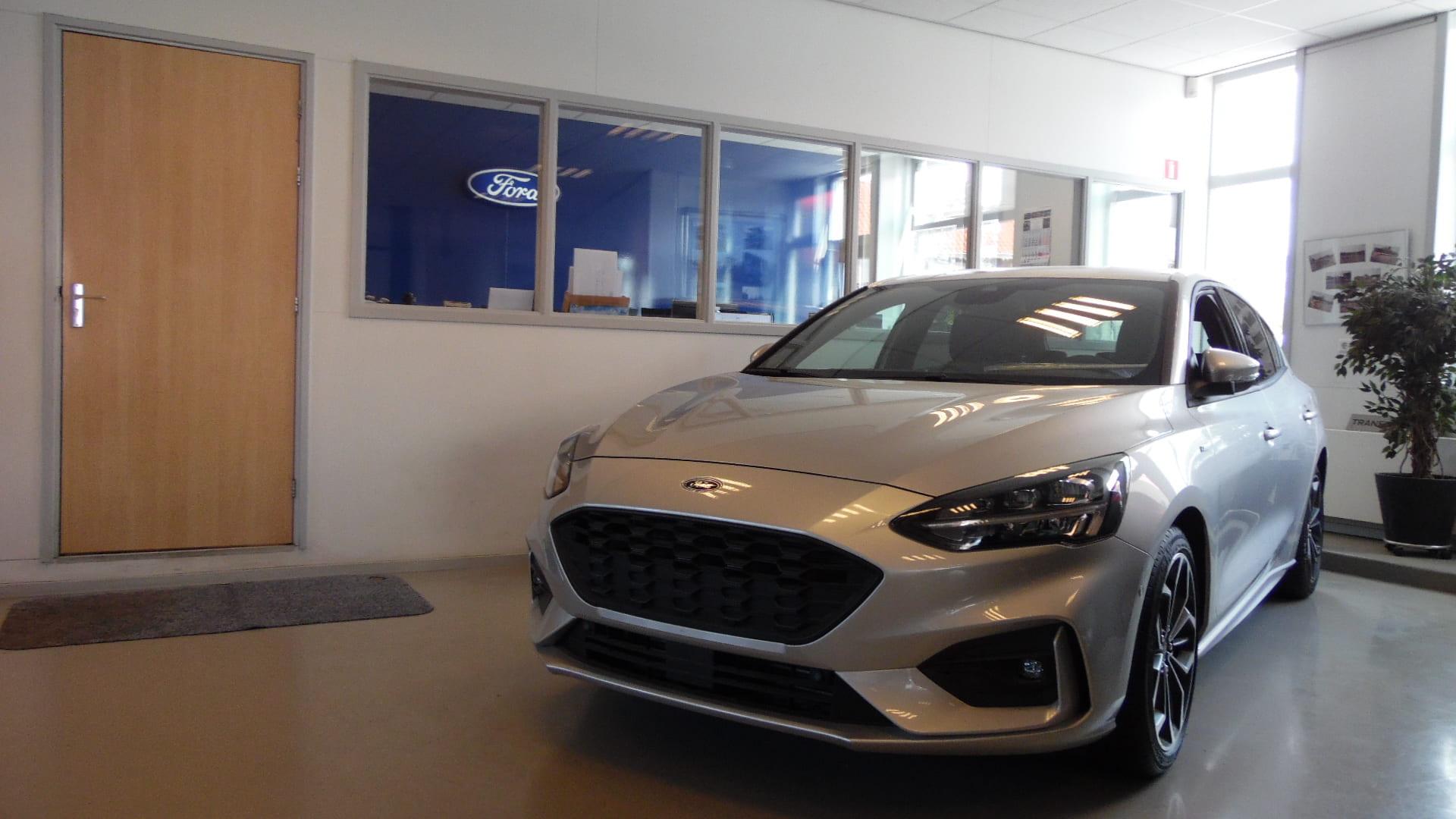 Nieuwe Ford Focus ST-Line