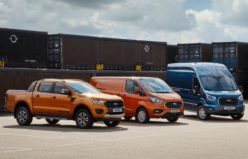 Ford Nyttekjøretøy Grøndal Bilbutikken