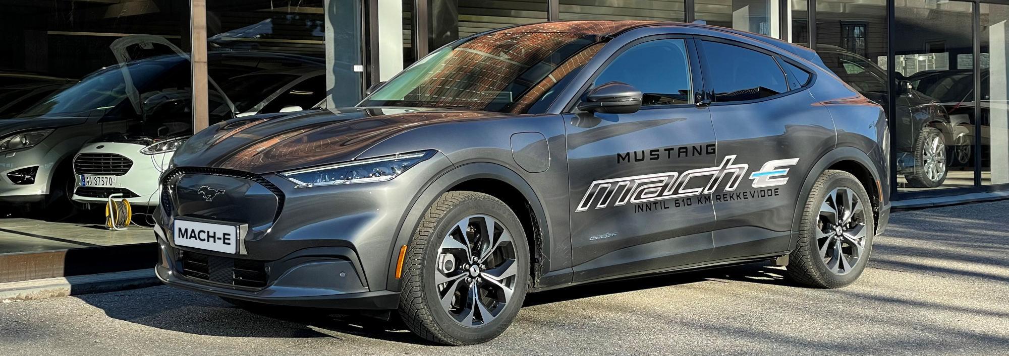 Mustang Mach-E Mysen