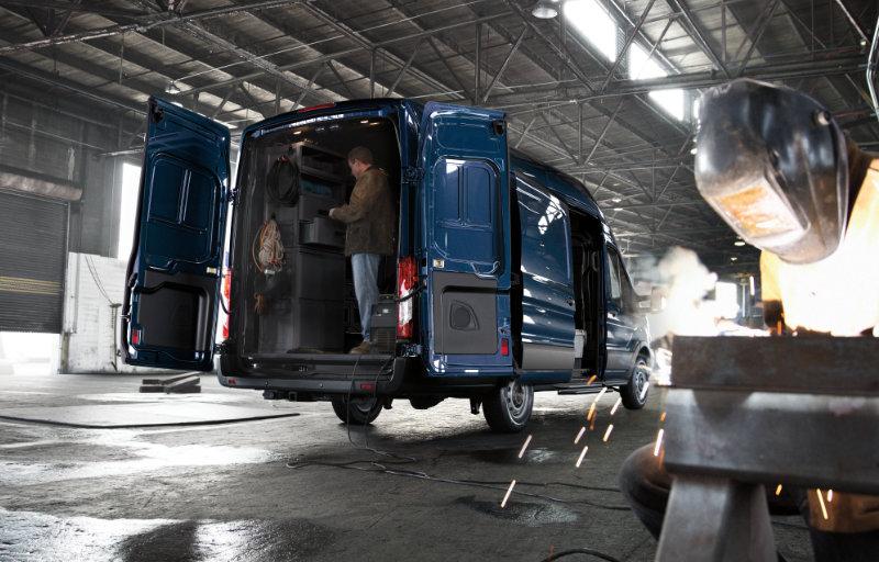 Ford Transit melhus Bil