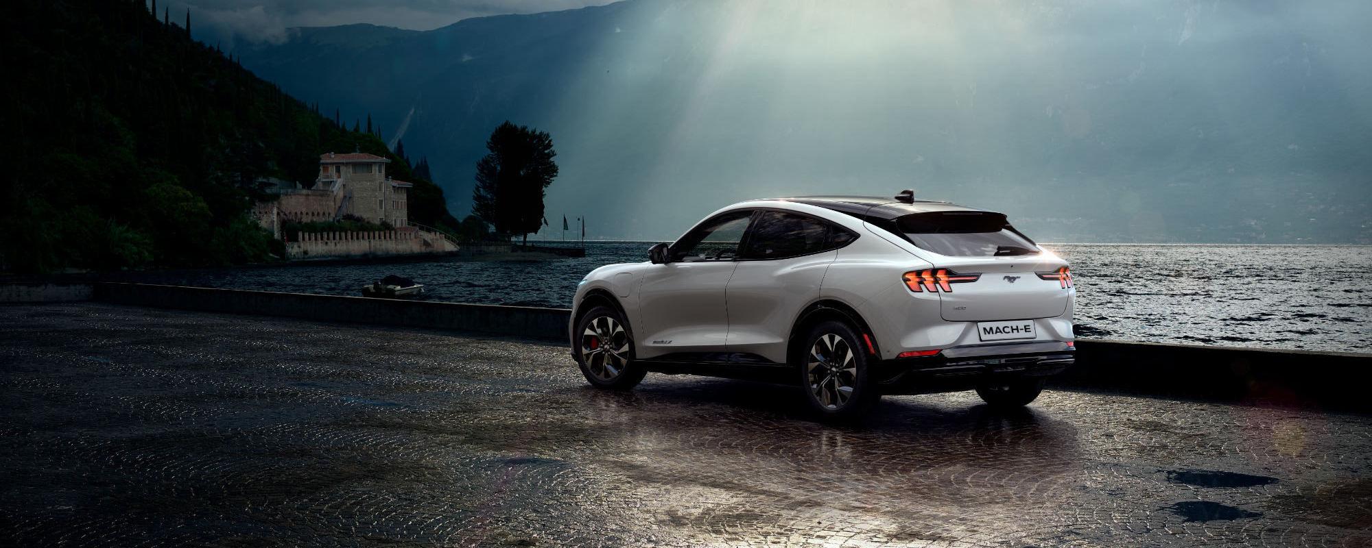 Mustang Mach-E Solberg Bil